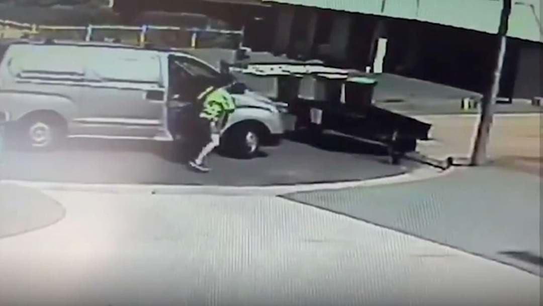 Article heading image for This Video Of An Australia Post Delivery Driver Battling Her Truck And A Trailer Is Genuine Slapstick