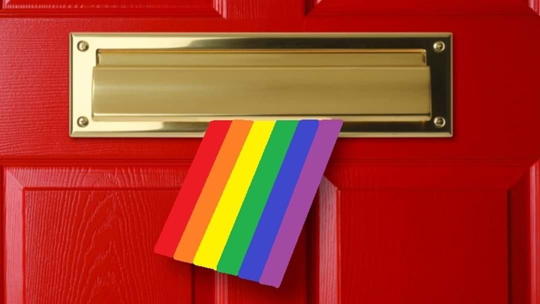 Article heading image for Same Sex Marriage Survey Forms Posted Out From Today