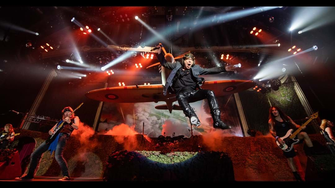 Article heading image for Iron Maiden Australian Tour Postponed