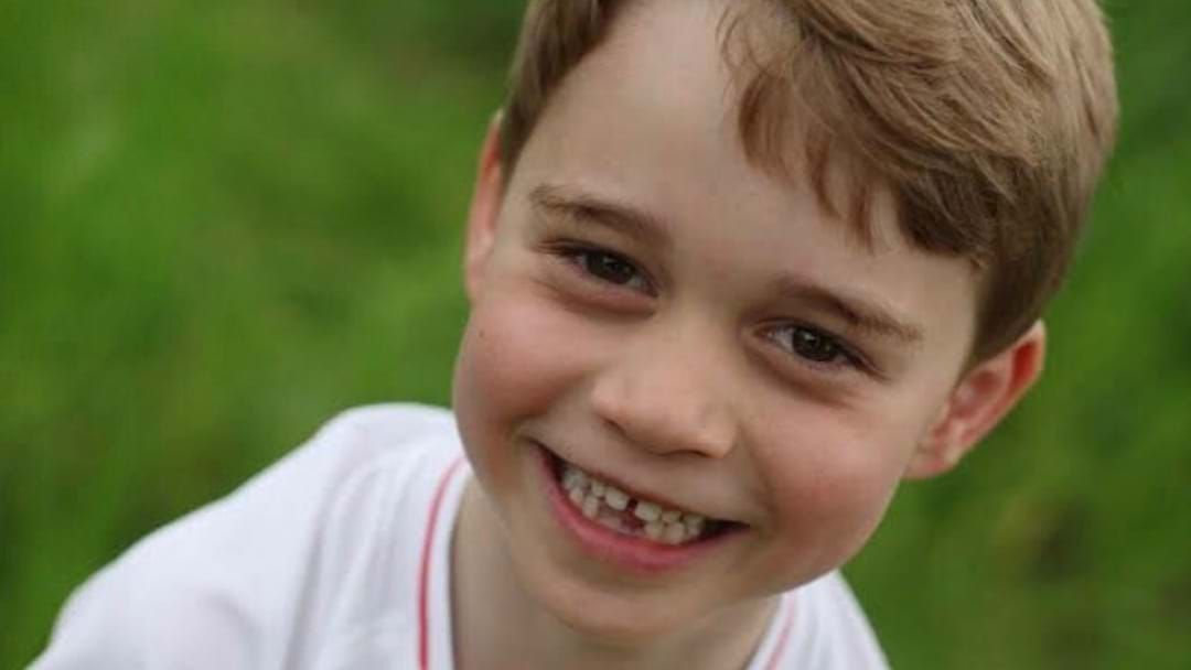 Article heading image for New Portraits Of Prince George Released Ahead Of His 6th Birthday!
