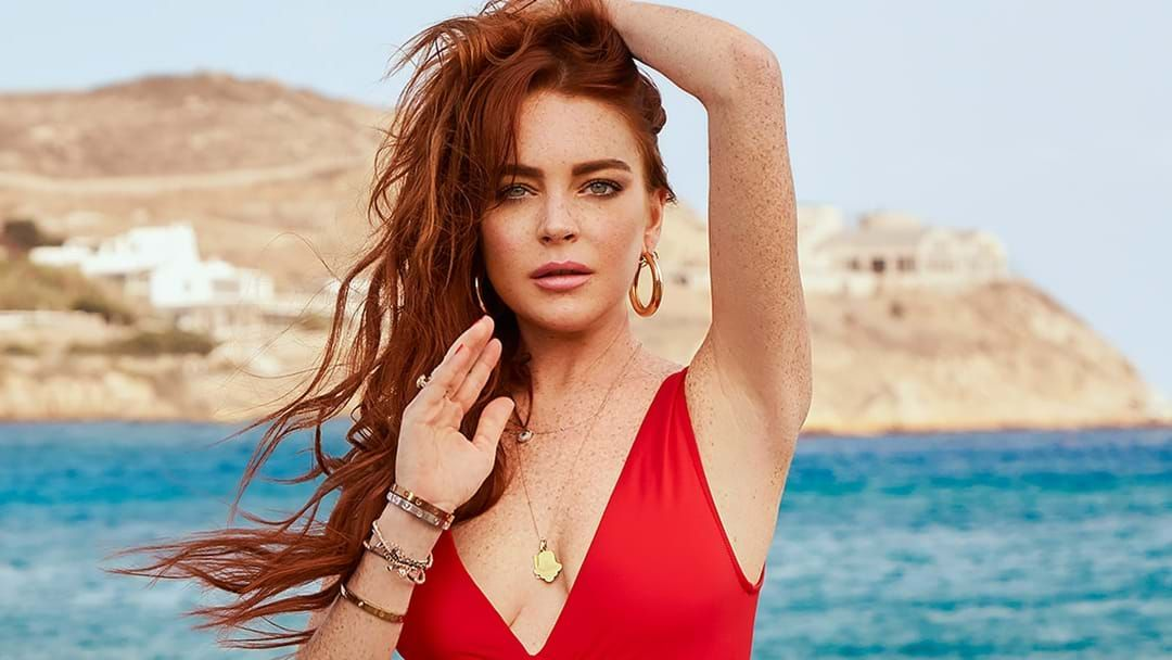 Lindsay Lohan heading back to TV on 'The Masked Singer'