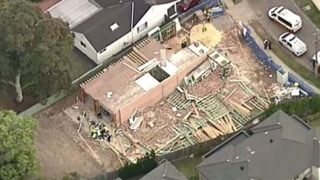 Article heading image for One Man Has Died In Sydney After A Wall Collapsed On Him Due To Strong Winds
