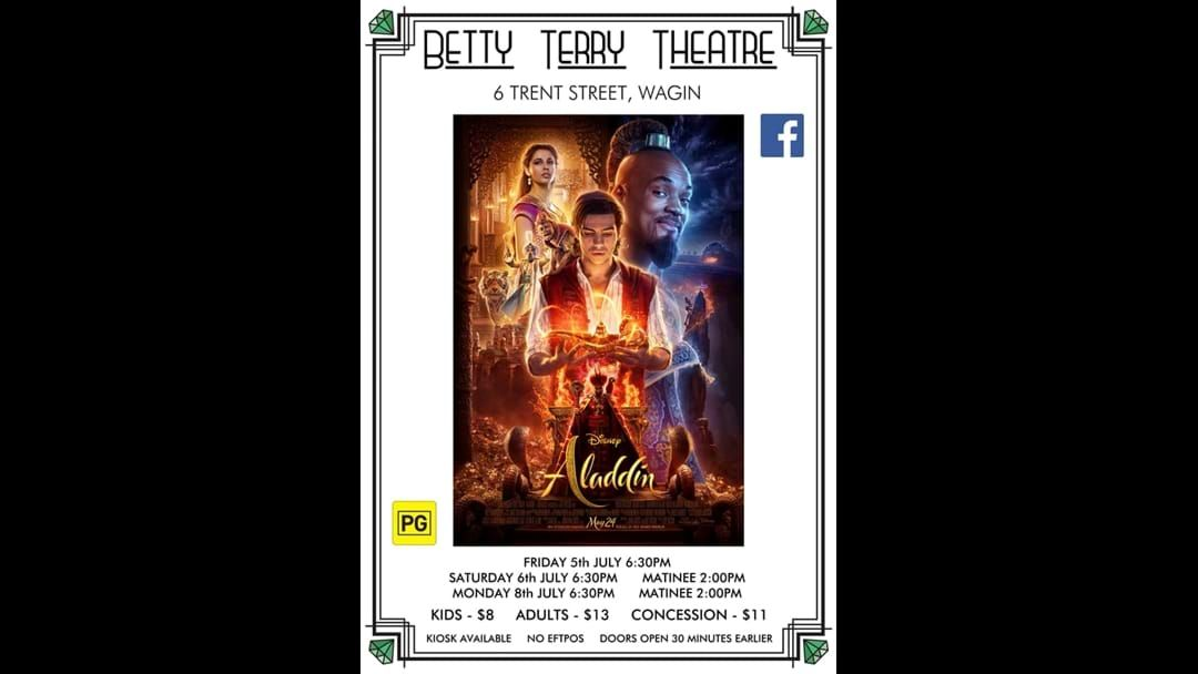Article heading image for Whats on at the Betty Terry Theatre in wagin