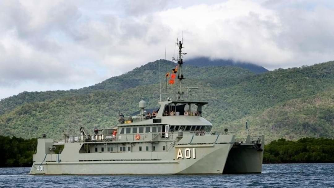 Article heading image for The HMAS Paluma Has Officially Been Decommissioned
