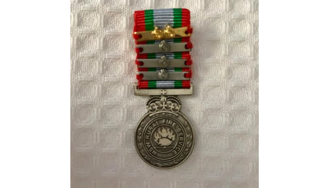 Article heading image for Have you seen this medal?