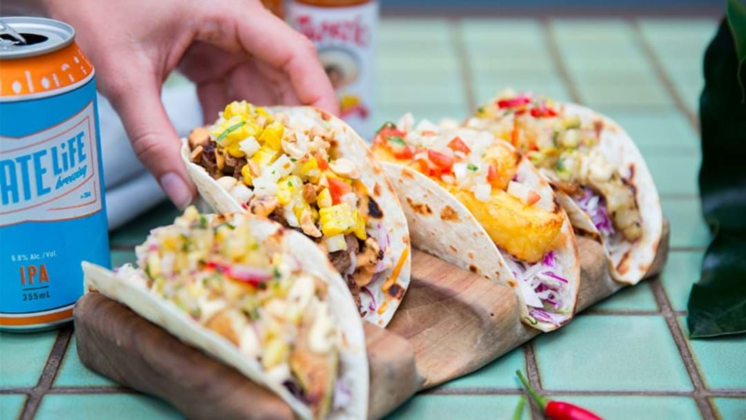 Article heading image for PSA: Sydney Restaurants Are Reopening And $3 Tacos Are Here!