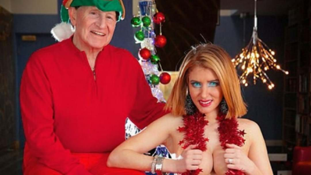 Article heading image for The Most Cringeworthy Family Christmas Photos Of All Time