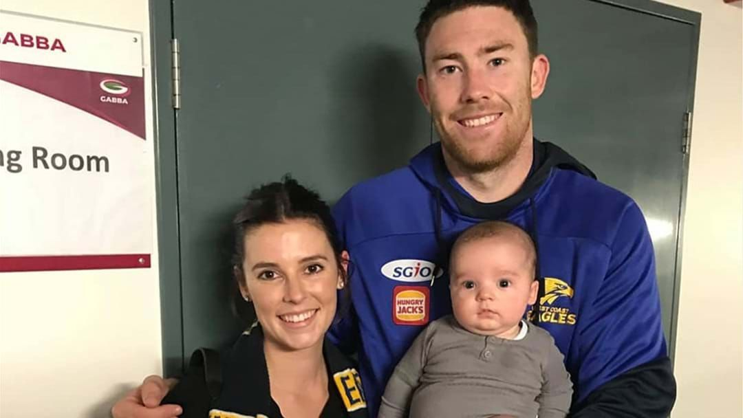 Article heading image for Jeremy McGovern Talks Tribunal Ruling… And Announces His Partner Is Pregnant!