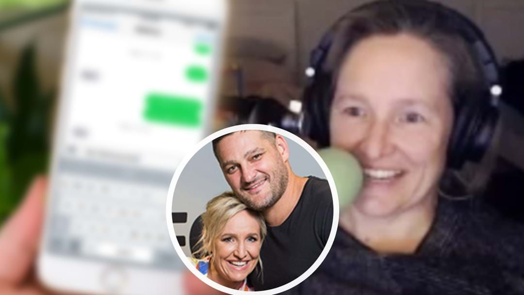 Article heading image for The Social Media Posts Fifi Box And Brendan Fevola Were Asked To Remove!