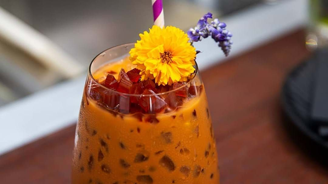 Article heading image for Thai Milk Gin Cocktails Are Now A Thing & We Are Low-key Obsessed
