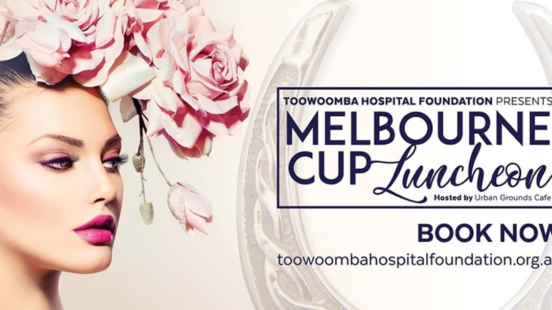 Article heading image for Toowoomba Hospital Foundation Melbourne Cup Luncheon