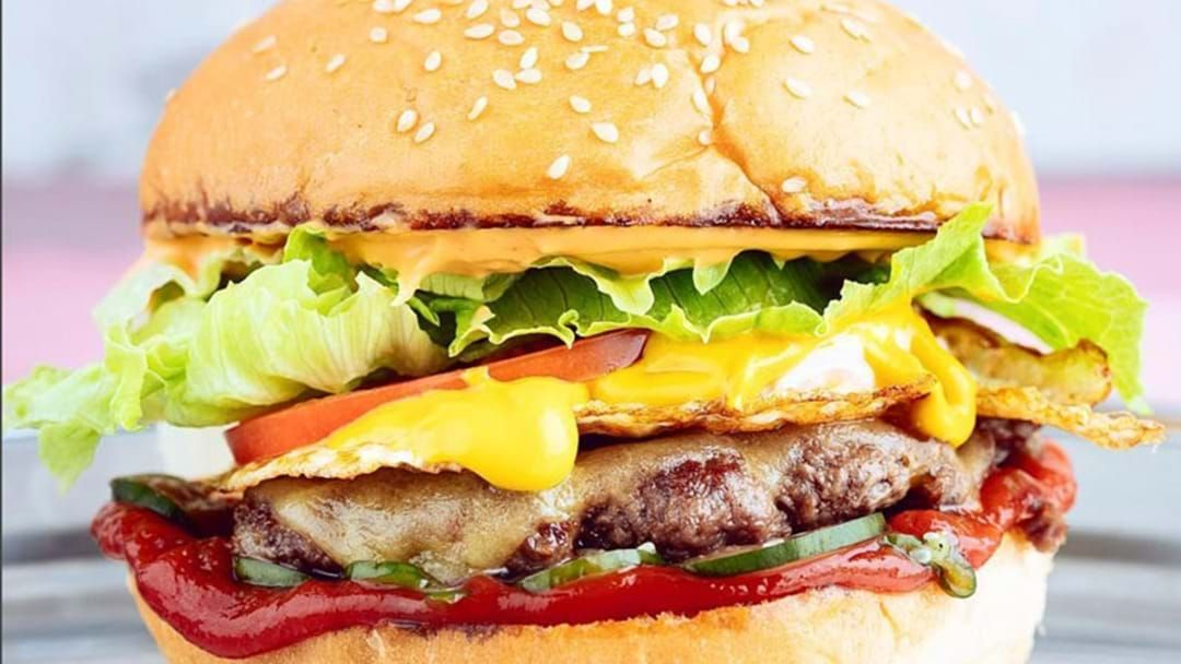 Article heading image for Call Ya Mates: A New Perth Joint Is Offering Burgers All Saturday For $1!