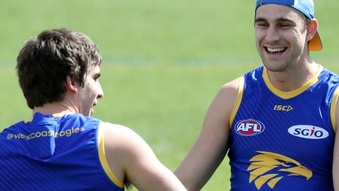 Article heading image for Andrew Gaff's A Bit Bloody Peeved About His Seat Allocation On The Plane And Here's Why