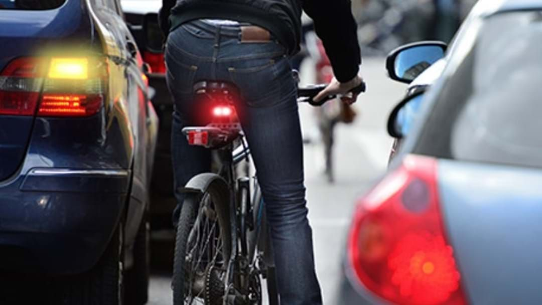 Article heading image for Controversial Cyclist Safety Proposal Fuels Debate