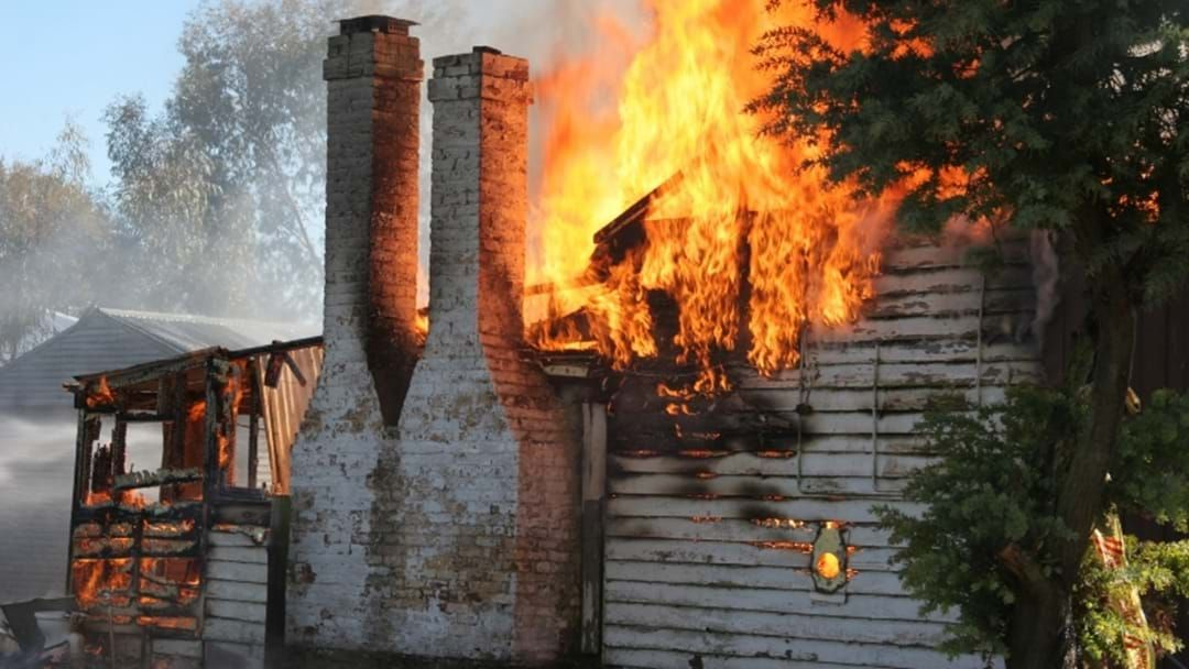 Article heading image for Here's How To Stay Fire Wise This Winter!