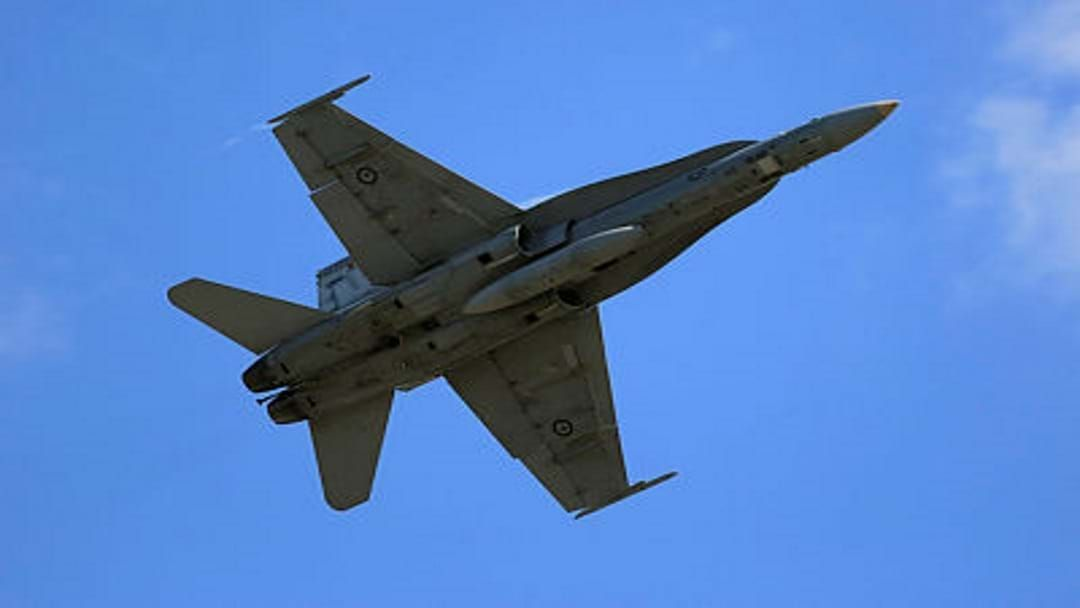 Article heading image for RAAF Hornets Are Flying Over The Strand Tomorrow
