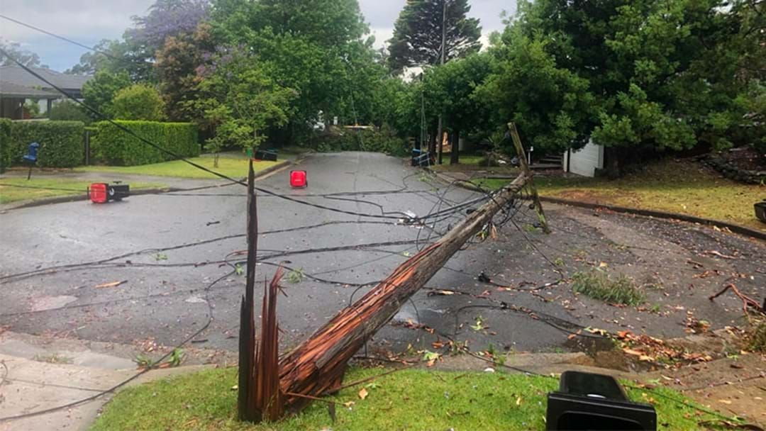 Article heading image for Ausgrid Cancel All Jobs Unrelated To Sydney Storm As 44,000 Still Left Without Power