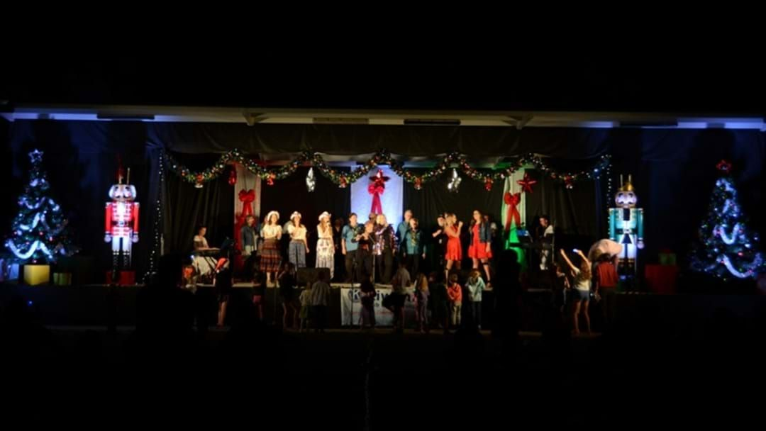 Article heading image for The 36th Mooroopna Carols In the Park Is Just Round The Corner