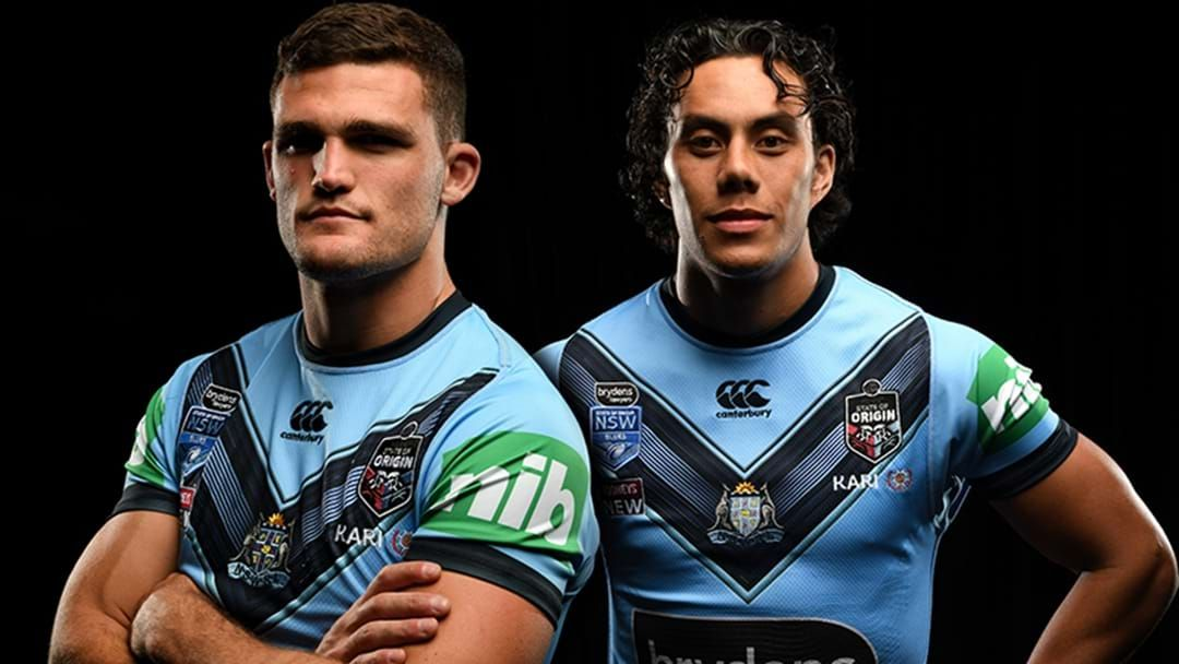 Article heading image for Will This Panthers Pair Lead NSW To Origin Glory?