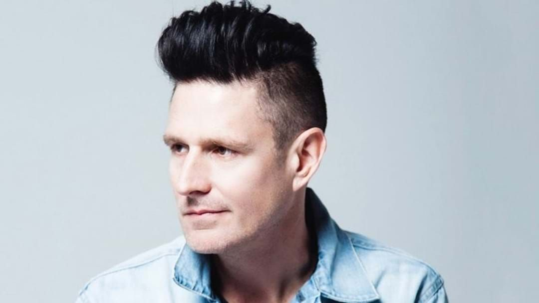 Article heading image for Comedian Wil Anderson Cannot Handle Tom's Moustacheless Face