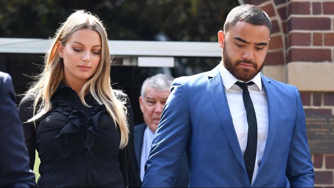 Article heading image for Dylan Walker Pleads Not Guilty To Domestic Violence-Related Assault Charges