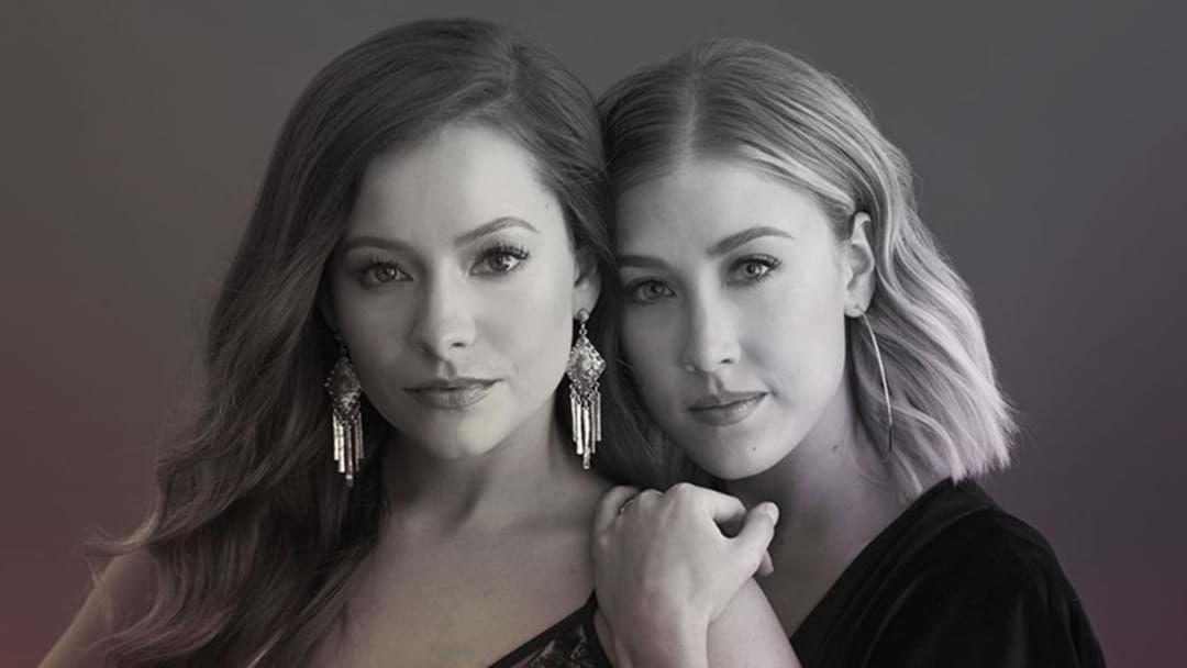 Article heading image for Maddie & Tae Are BFF's In Real Life