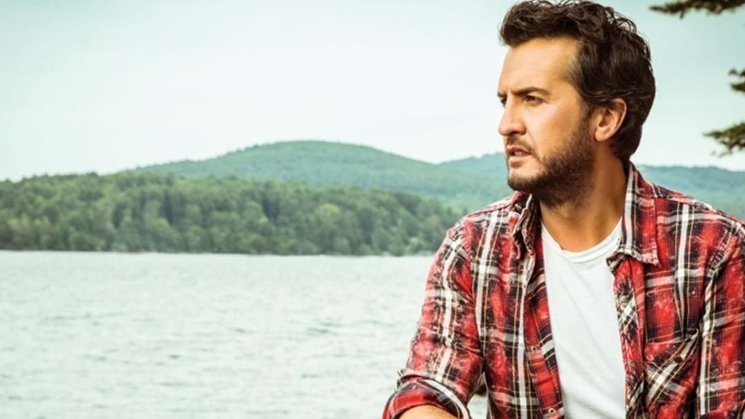 Article heading image for Luke Bryan Takes Fans Behind the Scenes of Brand New Video