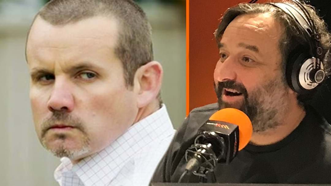 Article heading image for Toadie From 'Neighbours' Calls Up To Confront Mick Molloy About His Death Pool