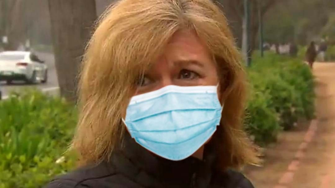 Article heading image for Karen From Brighton 'Calls Up' Again To React To Victoria's Compulsory Masks