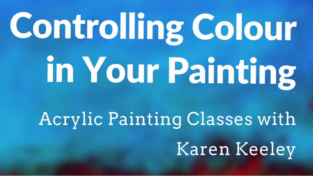 Article heading image for Controlling Colour in Your Painting