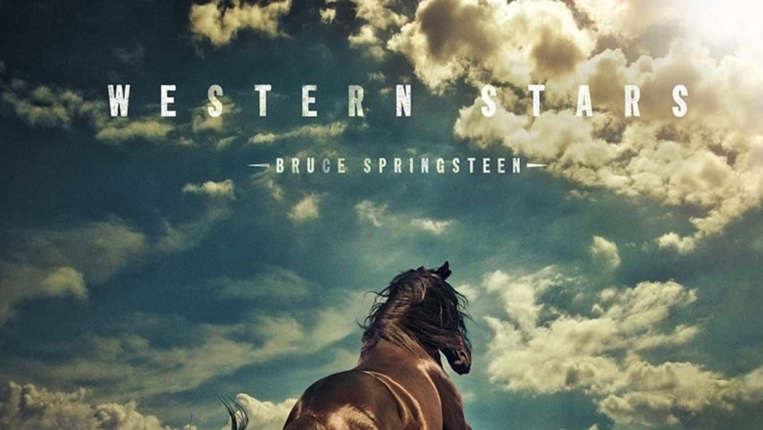 Article heading image for  Bruce Springsteen's Western Stars Corrals Raves and Global #1's Including #1 on ARIA Album Chart