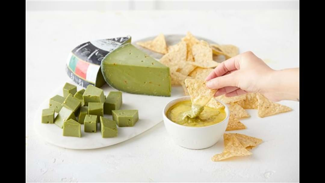 Article heading image for Holy Guacamole! Your Two Fave Things Become One