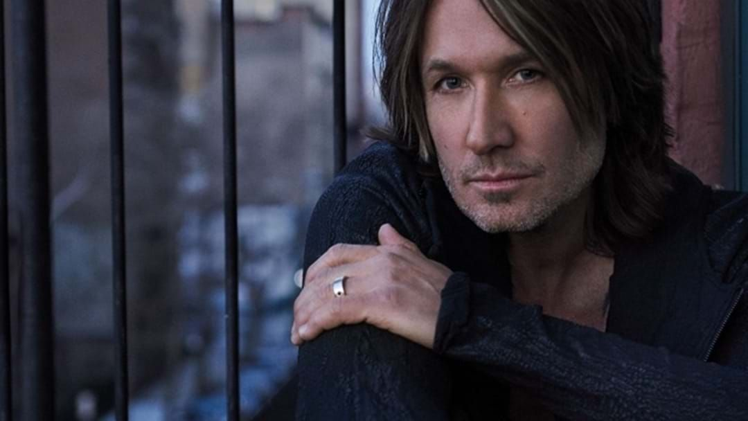 "Article heading image for Keith Urban Delivered an Empassioned Performance of ""Burden"" at ACM Awards"