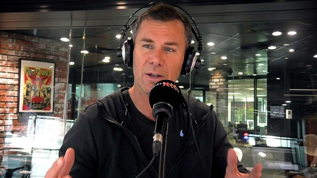 Article heading image for Wayne Carey Proposes One Fix For This Year's Finals Series