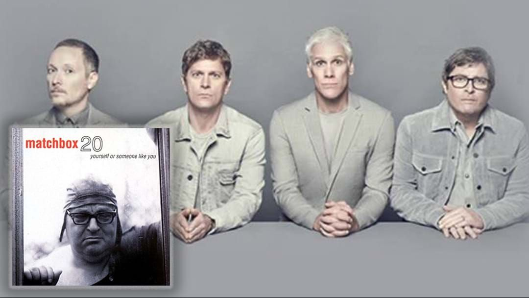 Article heading image for Rob Thomas Told Triple M About The Time Matchbox Twenty Were Sued By The Bloke On The Cover Of Their Debut Album