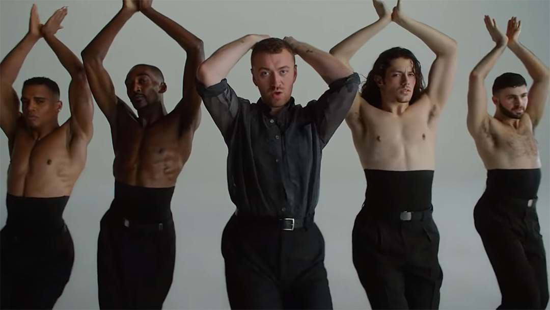 Article heading image for We're Obsessed With Sam Smith's Dance Skills In His 'How Do You Sleep?' Video