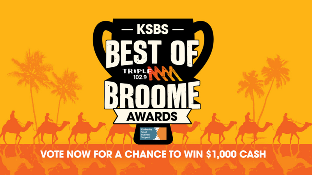 Competition heading image for KSBS Best of Broome 2021