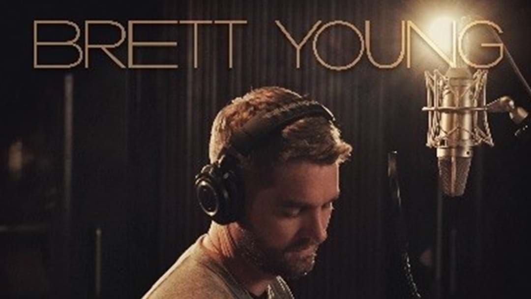 Article heading image for Brett Young Announces Acoustic Sessions