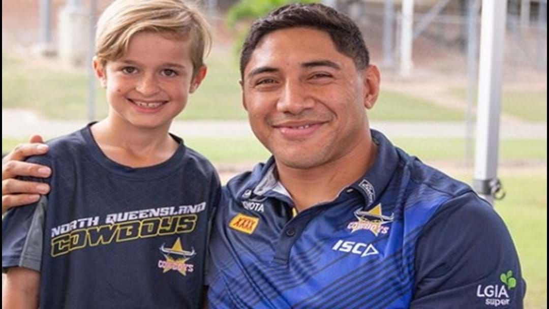 Article heading image for The Cowboys Could Be Signing Your Merch This Sunday Morning