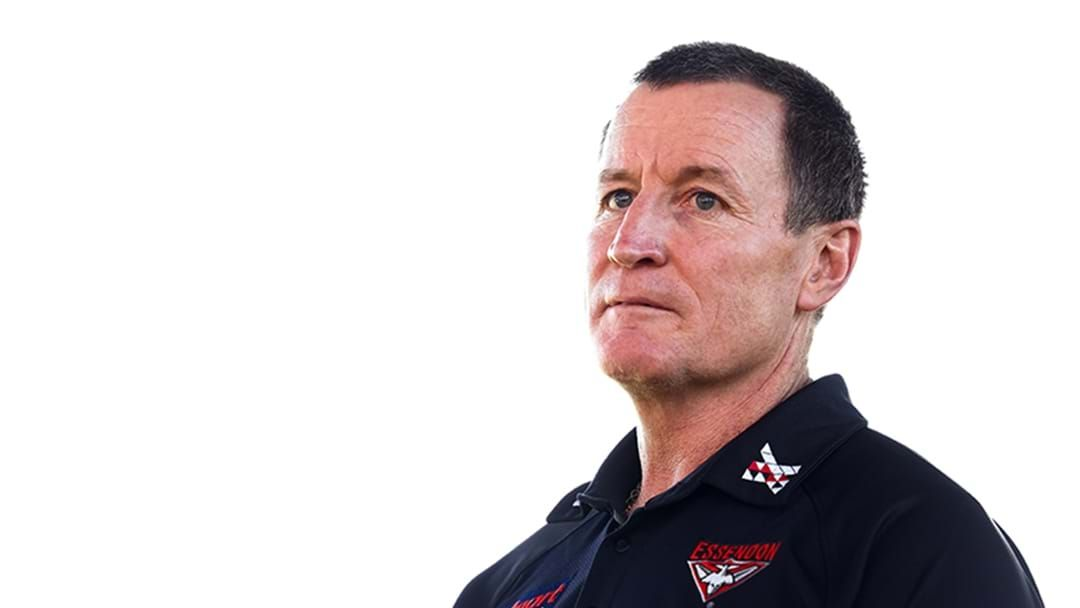 Article heading image for Tom Browne Says That John Worsfold May Not Face The Media After His Final Essendon Game