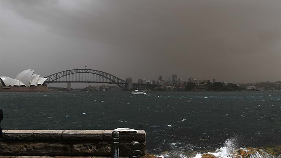 Article heading image for Thunderstorm Warning Issued For Sydney Ahead Of Two-Days Of Wet Weather