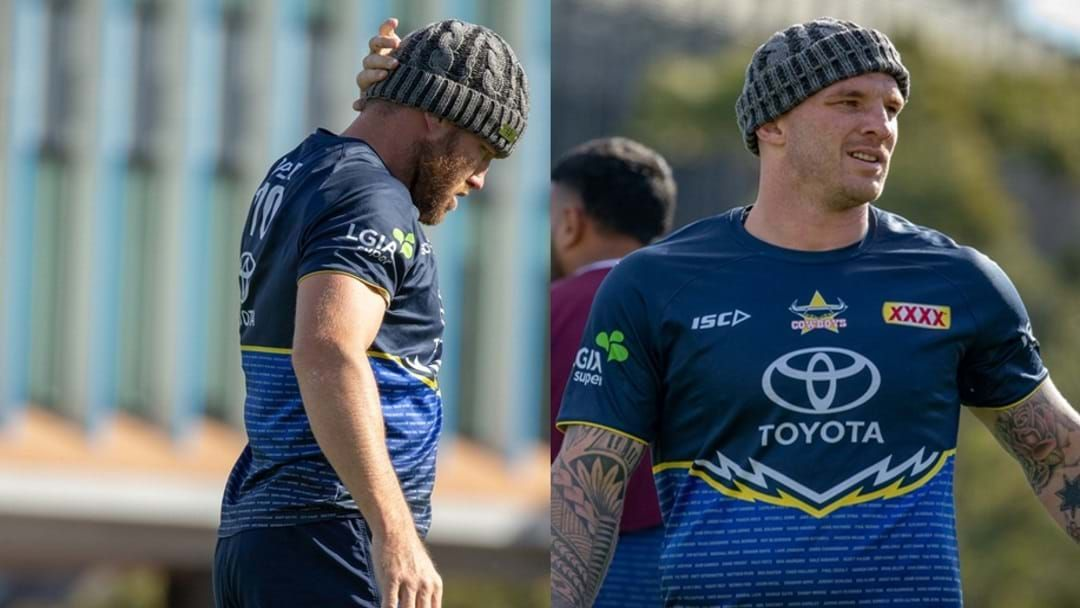 Article heading image for Cowboys Rug Up In Beanie For Brain Cancer Round Tonight