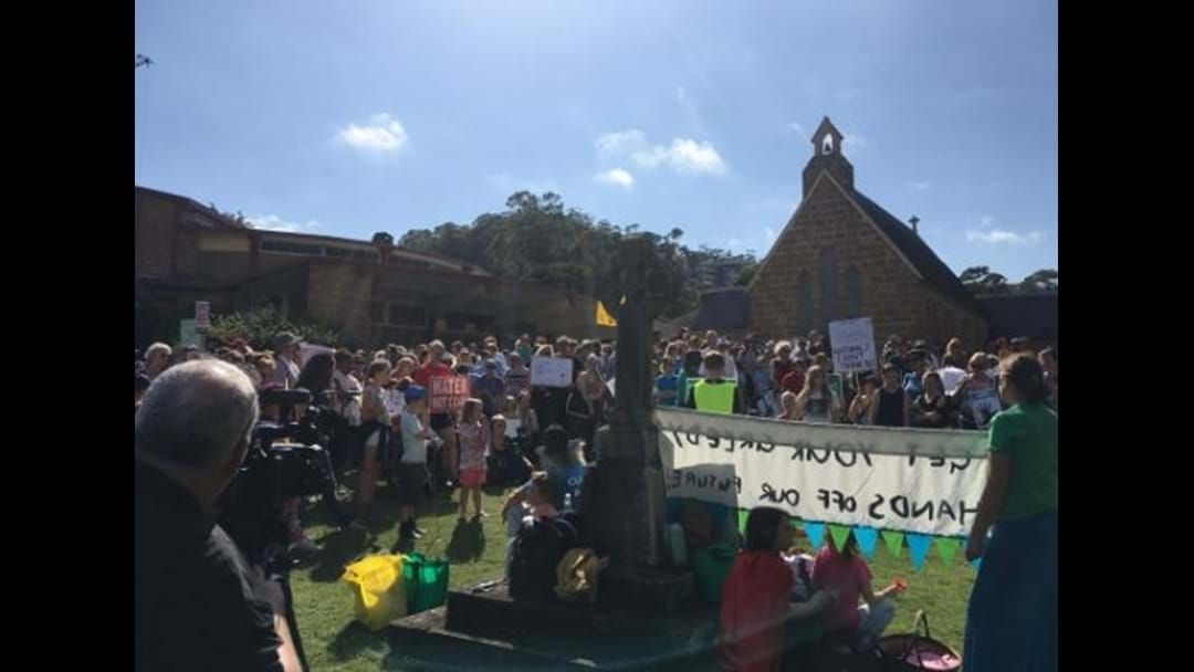 Article heading image for Students Protest In Gosford Over Climate Change