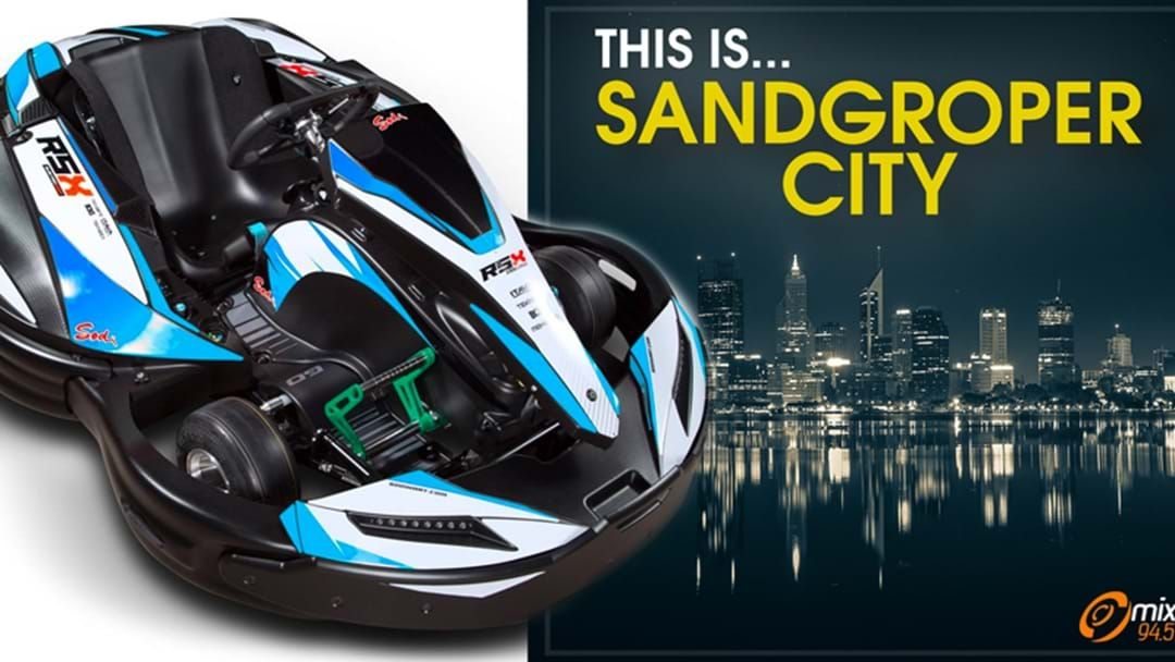 Article heading image for Perth's First Electric Go-Kart Venue Is Off And Racing!