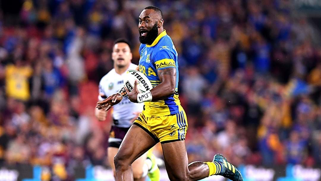 Article heading image for REVEALED: The Bulldogs Have Set Aside A Whopping Amount To Sign Semi Radradra