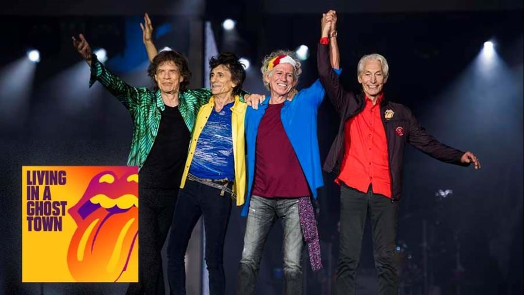 Article heading image for The Rolling Stones Have Surprised Us With A Brand New Single From Isolation