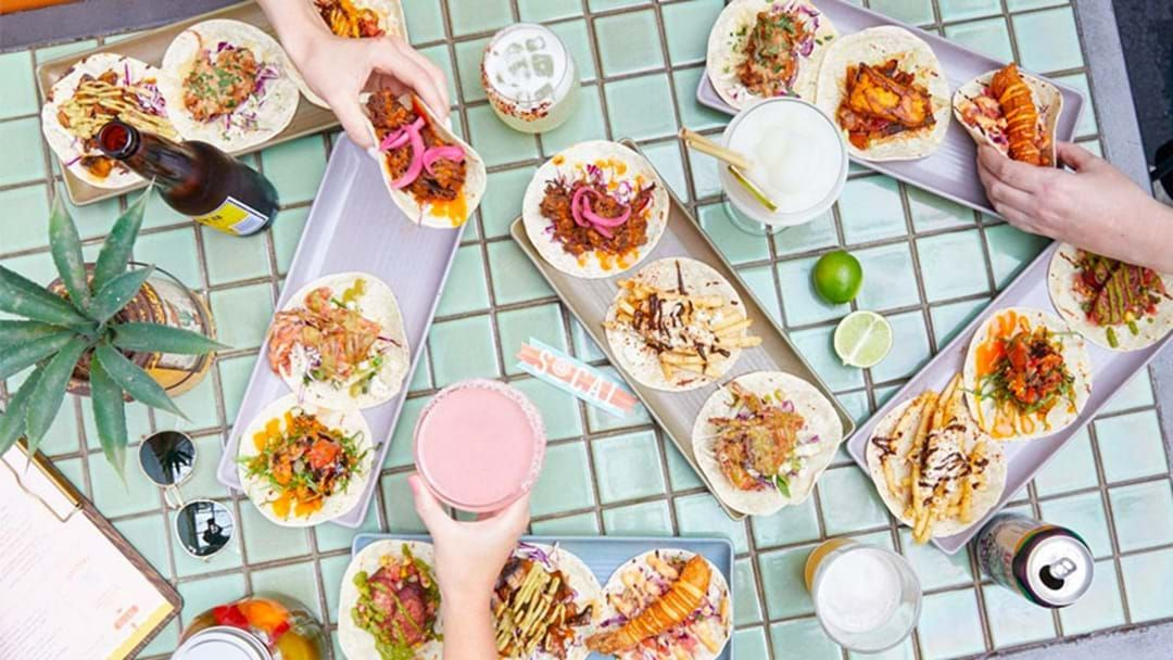 Article heading image for Sydney Is Getting a Taco & Tequila Fiesta Next Week & Sí Por Favor