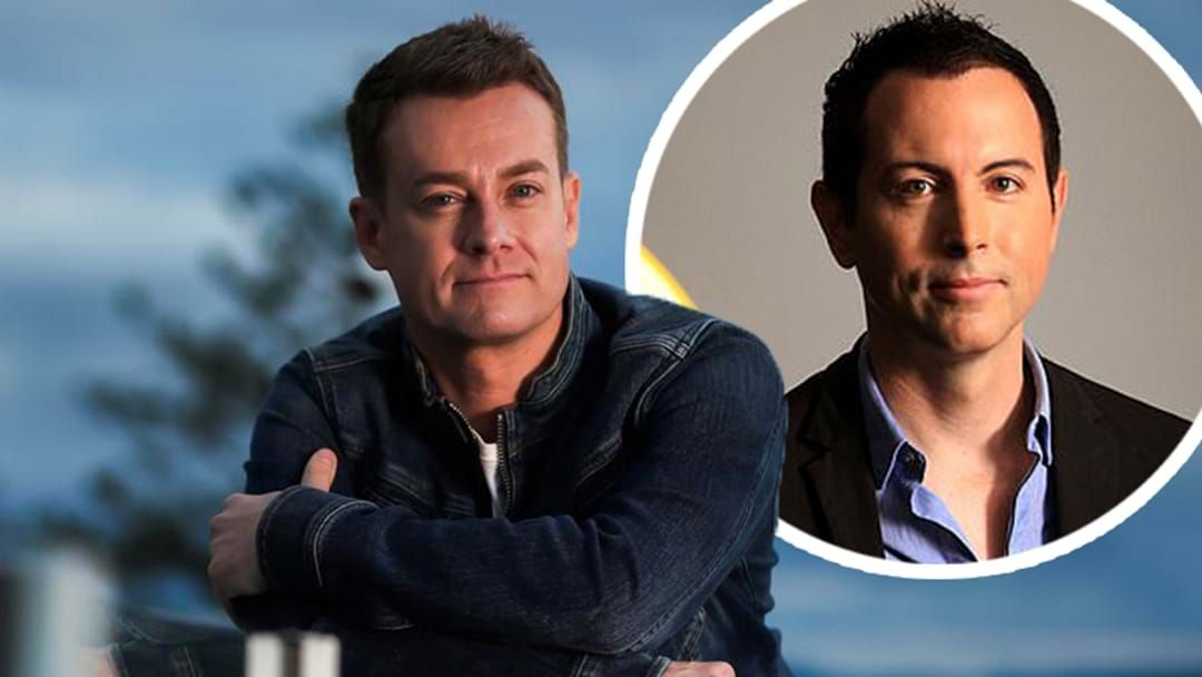Article heading image for Grant Denyer Reveals Why He Strangled And Beat Up Former Sunrise Boss Adam Boland!
