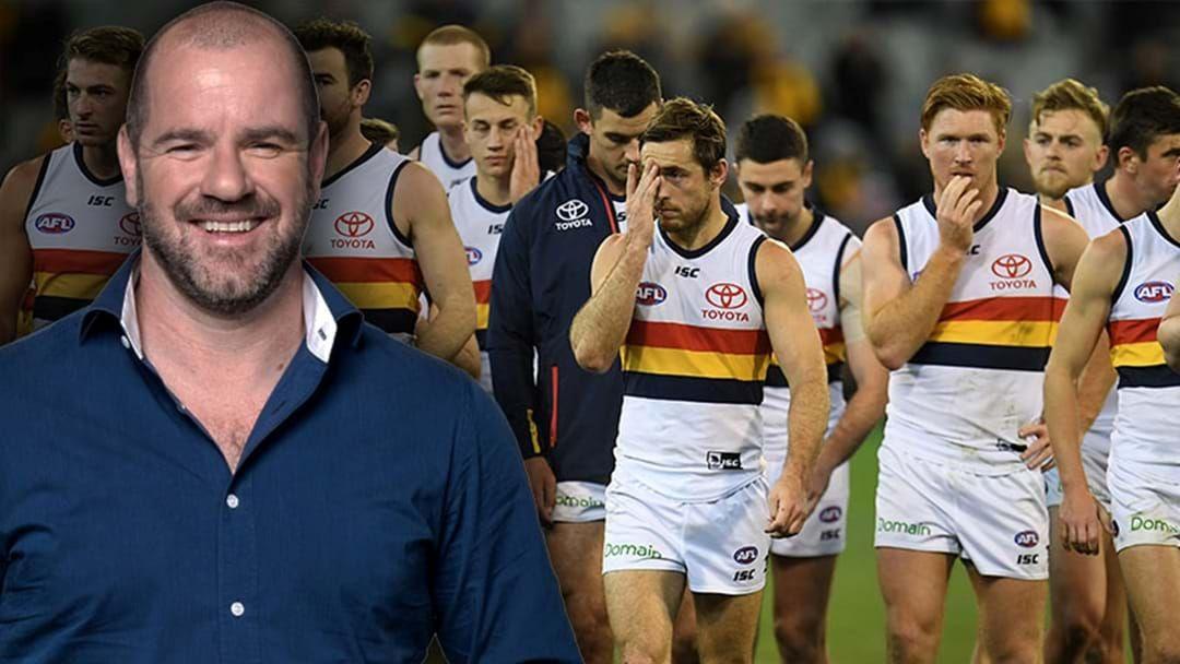Article heading image for Mark Ricciuto Addresses Adelaide's Infamous Pre-Season Camp