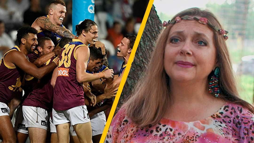Article heading image for Tiger King Star Carole Baskin Throws Support Behind 'Bris-Bayne' Lions